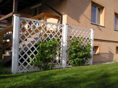 ładne ogrodzenia