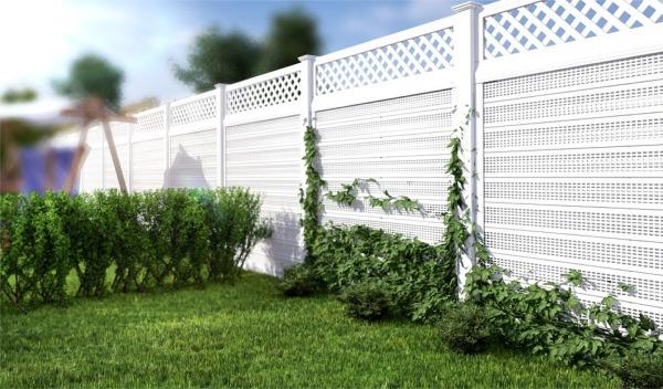 tanie ogrodzenie domu